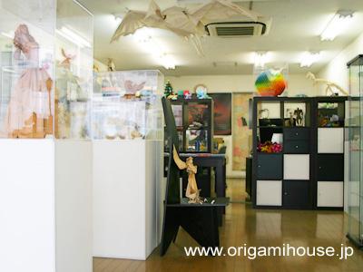 ハート 折り紙 : 折り紙博物館 東京 : origamihouse.jp