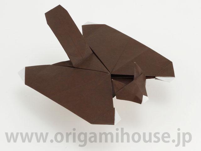 Origami Works Of Yoo Tae Yong