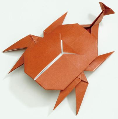 クリスマス 折り紙 折り紙 セミ 簡単 : origamihouse.jp